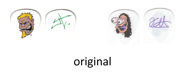 metallica schrift selber machen